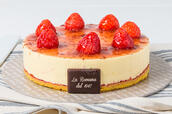 Chantilly alla fragola